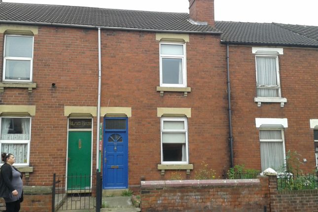 Thumbnail Terraced house for sale in Beckett Road, Doncaster