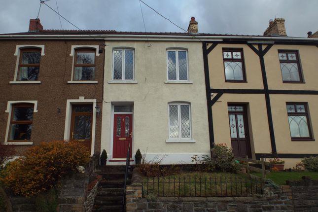 Thumbnail Terraced house for sale in Capel Seion Road, Pontyberem, Llanelli