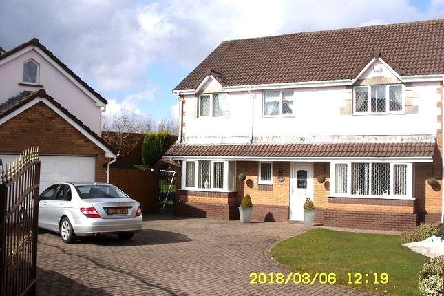 Thumbnail Detached house for sale in 55 Cwrt Coed Parc, Maesteg, Bridgend.