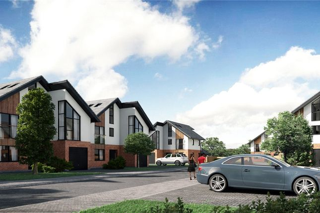 Thumbnail Detached house for sale in Plot 9 Lambs Fold, Holland Street, Rochdale, Greater Manchester