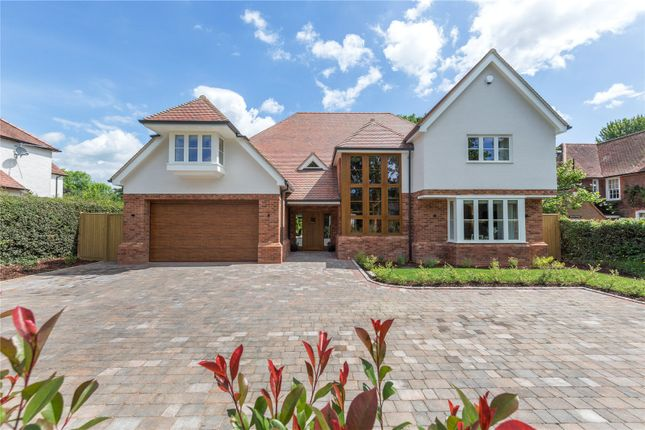 Thumbnail Detached house for sale in Bull Lane, Chalfont St. Peter, Gerrards Cross, Buckinghamshire
