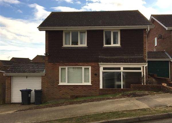 Thumbnail Semi-detached house to rent in Headcorn Drive, Canterbury