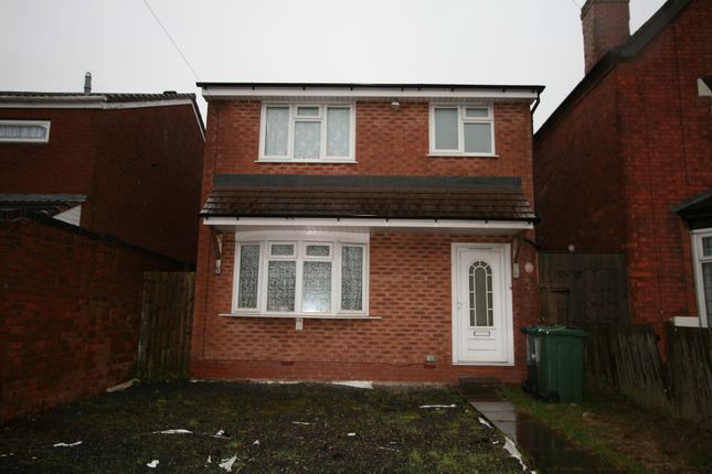 Thumbnail Detached house for sale in Lichfield Road, Shelfield, Walsall