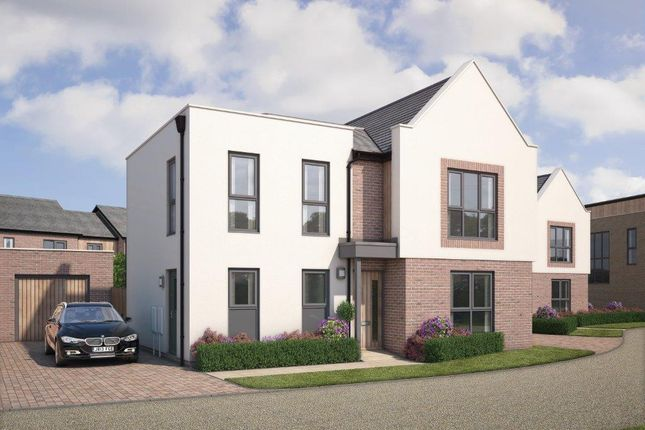 "Thumbnail Property for sale in ""The Elm"" at Atlas Way, Milton Keynes"