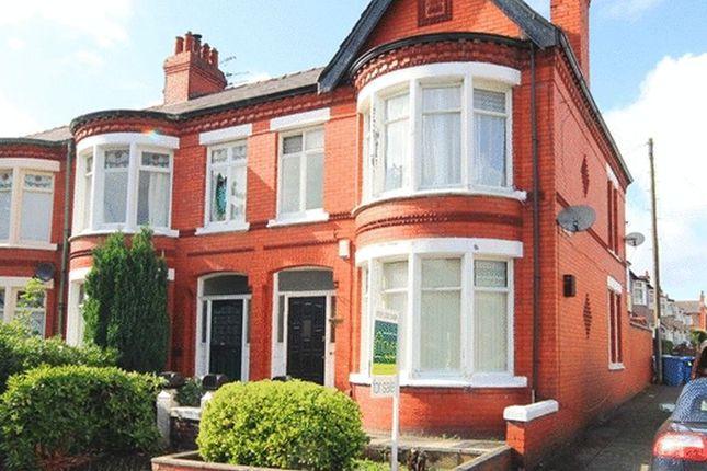 Thumbnail Flat for sale in Heathfield Road, Wavertree, Liverpool