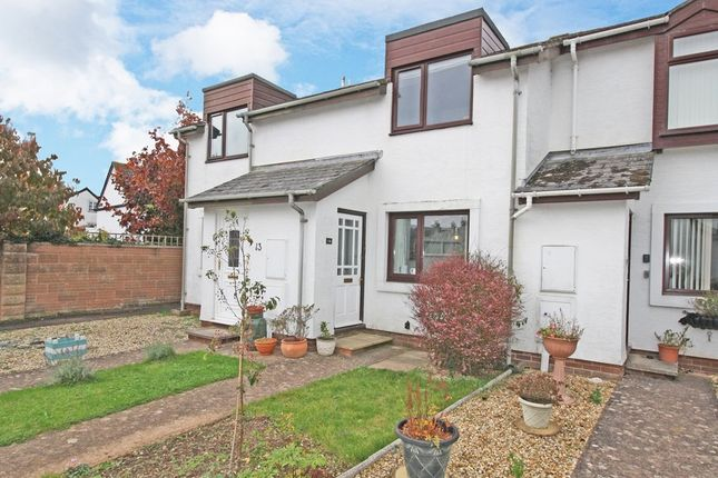 Thumbnail Terraced house to rent in Balmoral Gardens, Topsham, Exeter