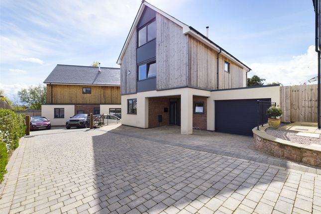 4 bed detached house for sale in Chapel Close, Llangrove, Ross-On-Wye HR9