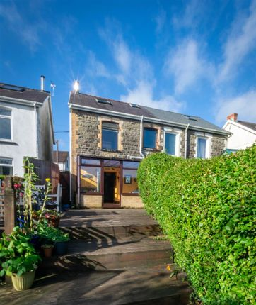 Thumbnail Semi-detached house for sale in Bryn Rhos, Llannon, Llanelli