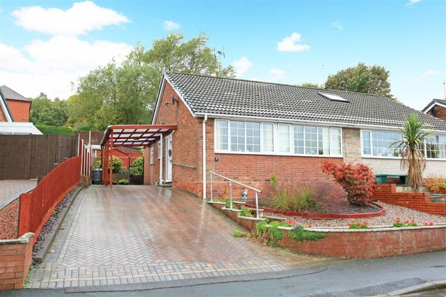 Thumbnail Bungalow for sale in School Grove, Oakengates, Telford