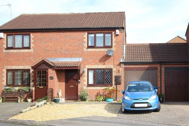 Thumbnail Semi-detached house for sale in Willowbank, Fazeley, Tamworth, Staffordshire