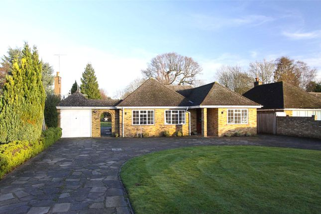 Thumbnail Detached bungalow for sale in Brownfield Way, Blackmore End, Hertfordshire