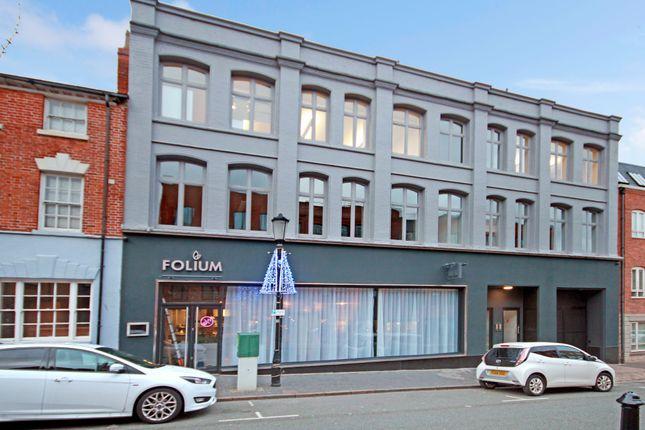 The Folium, Caroline Street, Off St Pauls Square B3