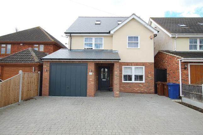 Thumbnail Detached house for sale in Little Malgraves Industrial Estate, Lower Dunton Road, Bulphan, Upminster
