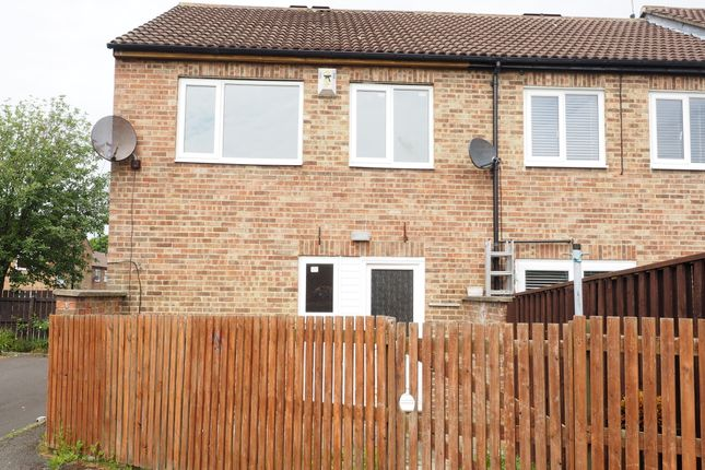 Thumbnail End terrace house to rent in Helmsley Drive, Guisborough