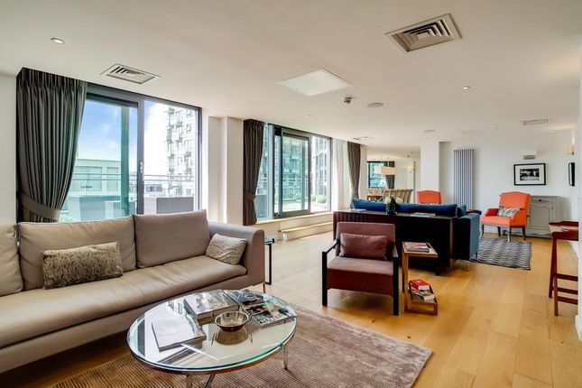 Thumbnail Flat to rent in 41 Millharbour, South Quay
