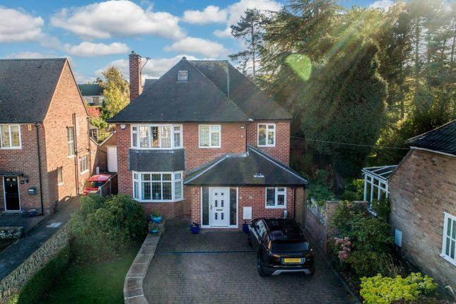 Thumbnail Detached house for sale in Hazel Drive, Walton, Chesterfield