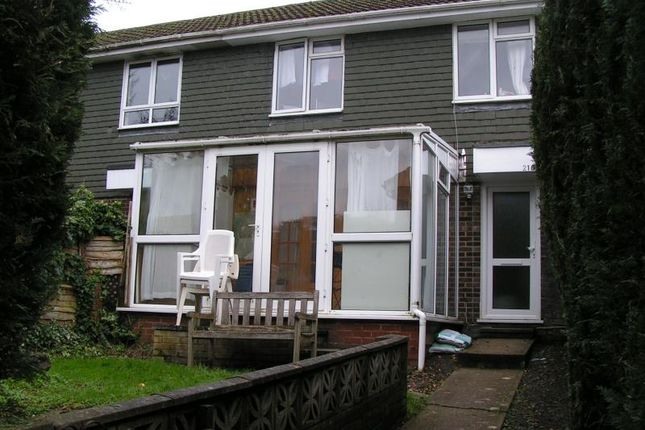 Thumbnail Terraced house to rent in The Chantrys, Farnham