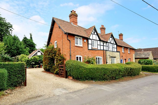 Thumbnail Semi-detached house for sale in Dark Lane North, Steeple Ashton, Wiltshire