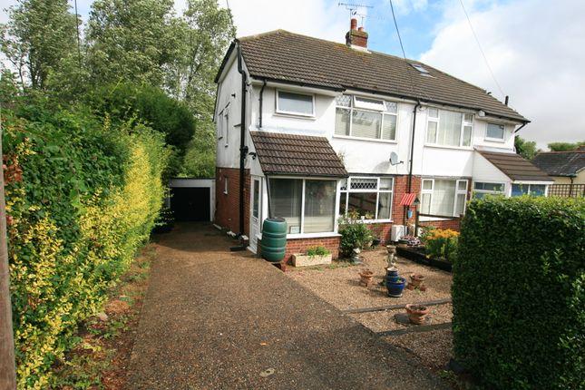 Thumbnail Semi-detached house to rent in The Ridgeway, Smeeth, Ashford, Kent