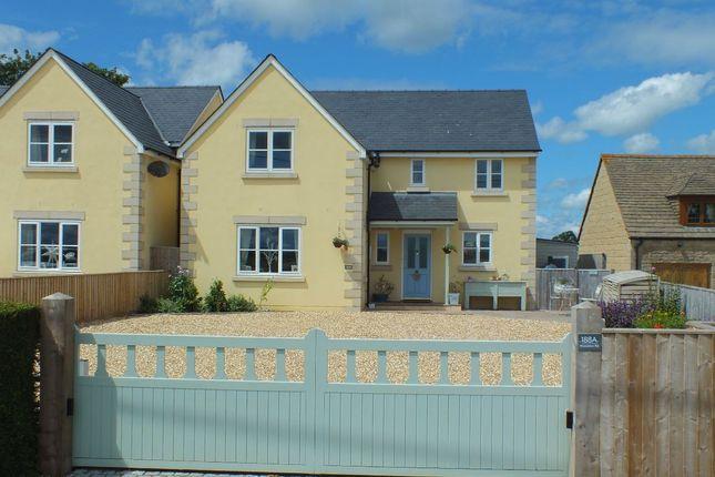 Thumbnail Detached house for sale in Woodrow Road, Melksham, Wiltshire.