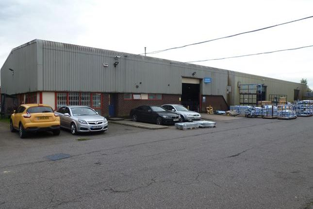 Thumbnail Light industrial for sale in Unit 8, Dunlop Way, Queensway Industrial Estate, Scunthorpe, North Lincolnshire