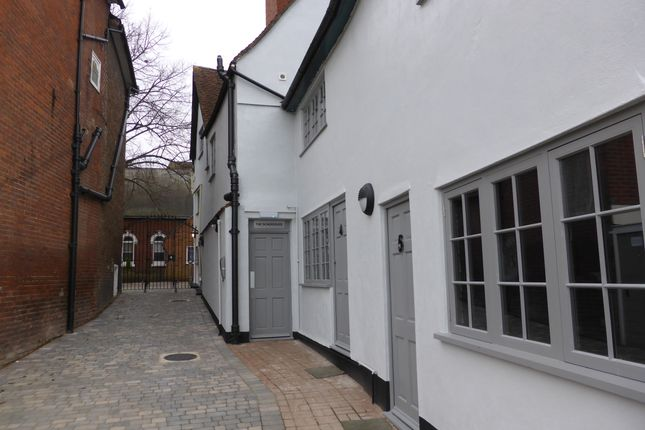 Thumbnail Studio to rent in Rent All Inclusive Osborne Street, Colchester
