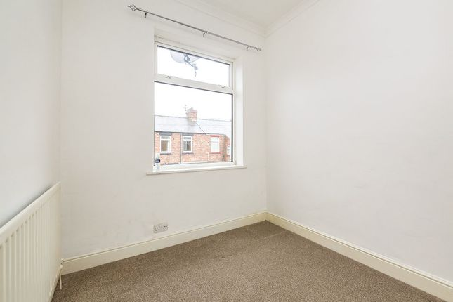 Bedroom Two of Frances Terrace, Bishop Auckland, County Durham DL14