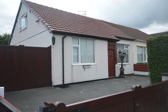 Thumbnail Semi-detached bungalow to rent in Burden Road, Moreton, Wirral