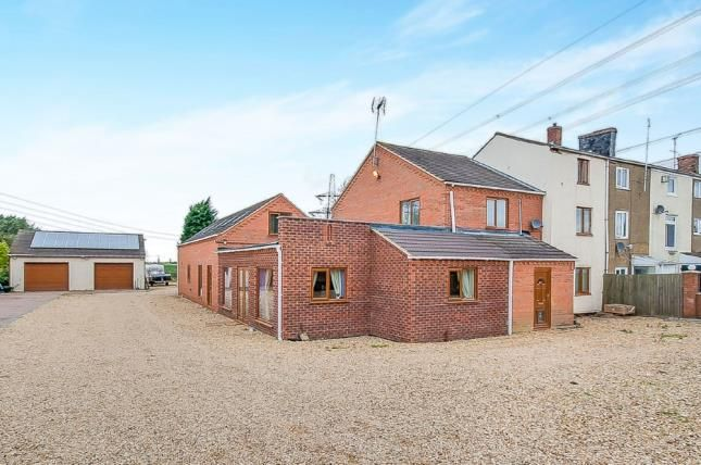 Thumbnail End terrace house for sale in Walpole Bank, Walpole St. Andrew, Wisbech, Norfolk