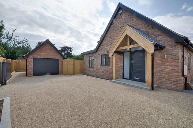 Thumbnail Detached bungalow for sale in Hilda Vale Road, Farnborough, Orpington