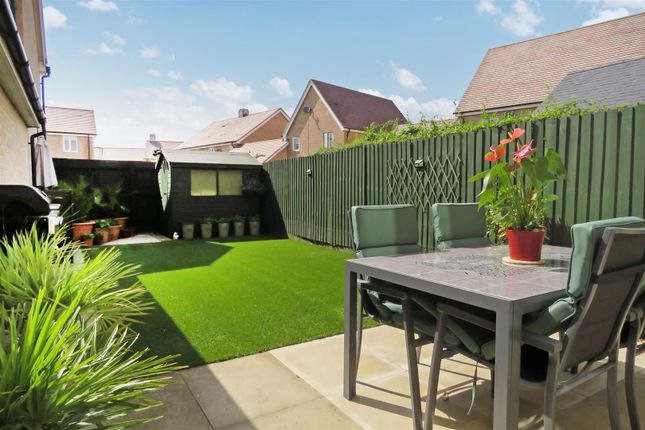 Thumbnail Semi-detached house for sale in Pluto Drive, Biggleswade