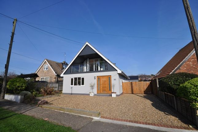 Thumbnail Property for sale in Fairhaven Avenue, West Mersea, Colchester