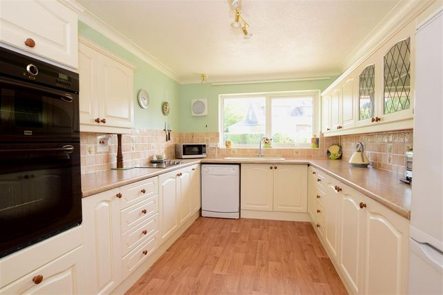 Thumbnail Bungalow for sale in Woodland Close, Clapham, Worthing, West Sussex