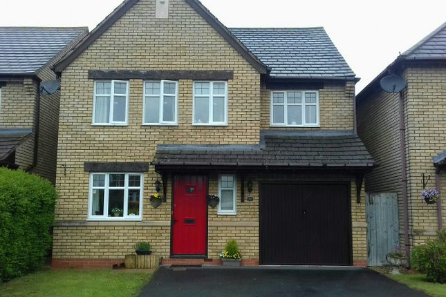 Thumbnail Detached house for sale in Brunel Way Honeybourne, Evesham