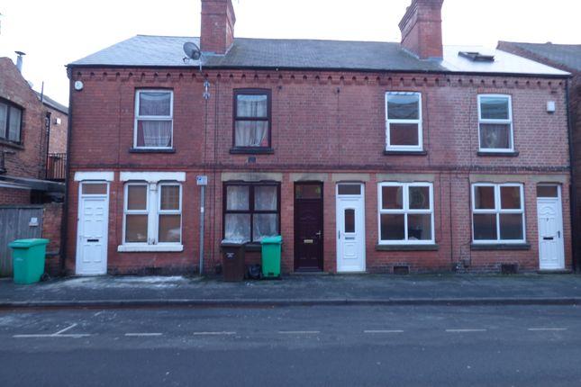 Thumbnail Terraced house to rent in Melrose Street, Sherwood, Nottingham