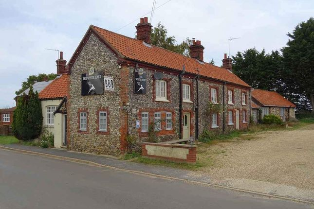 Thumbnail Hotel/guest house for sale in White Hart Street, Foulden, Thetford