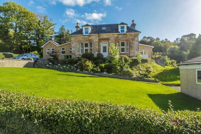 Thumbnail Detached house for sale in Croft Road, Oban