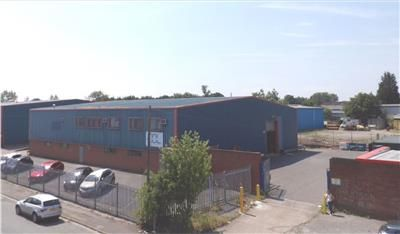 Thumbnail Light industrial to let in Unit 2, Rossmore Industrial Estate, Rosscliffe Road, Ellesmere Port, Cheshire