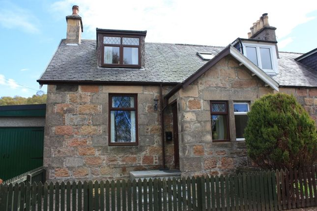 Thumbnail Terraced house for sale in Dailuaine Terrace, Carron, Aberlour
