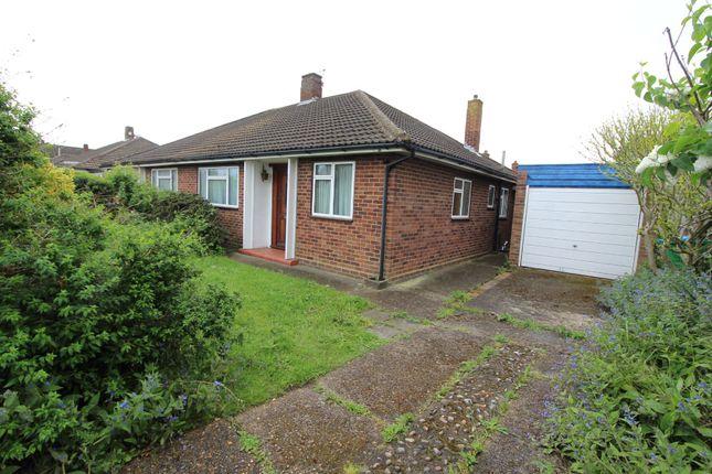 Thumbnail Semi-detached bungalow for sale in Hanworth Road, Hampton