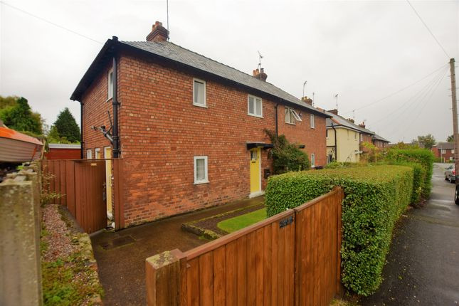 Thumbnail Semi-detached house for sale in Talbot Avenue, Little Neston
