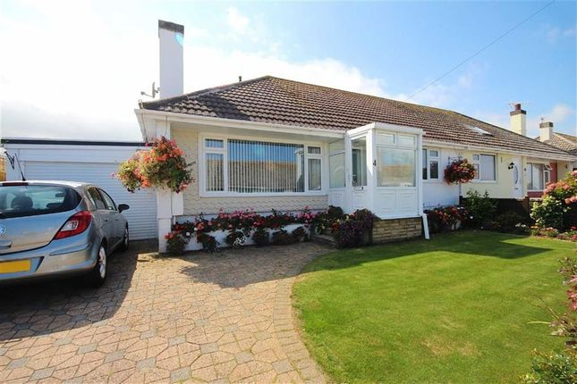 Thumbnail Semi-detached bungalow for sale in Carlile Road, Copythorne, Brixham
