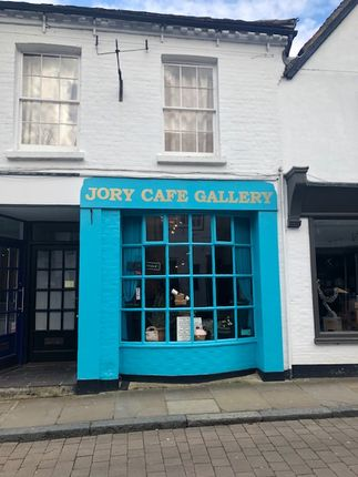 Thumbnail Restaurant/cafe to let in 14 Church Street, Godalming
