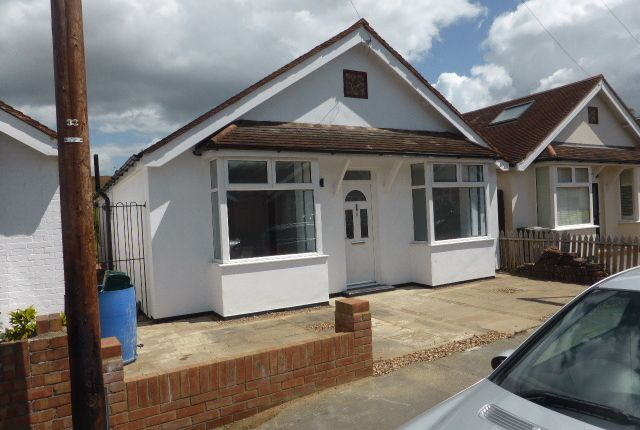 3 bed bungalow for sale in St. Pauls Road, Staines
