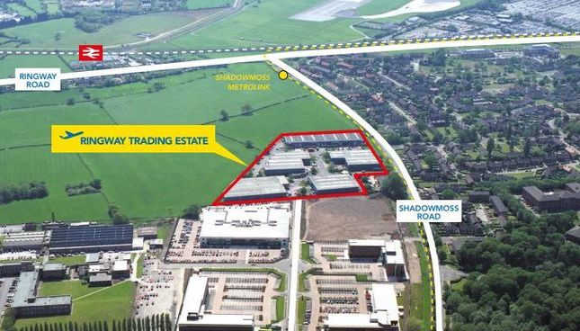 Industrial to let in Ringway Trading Estate, Manchester
