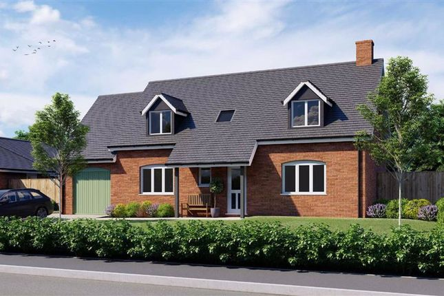 3 bed bungalow for sale in Croft Meadow, Yarpole, Herefordshire HR6