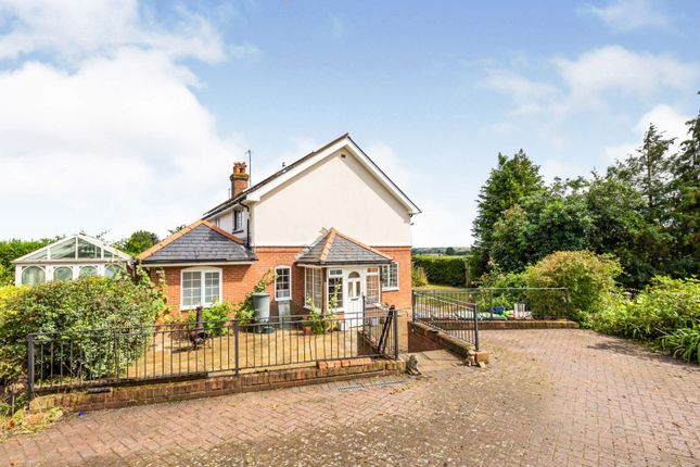 Thumbnail Semi-detached house for sale in Reading Road, Moulsford, Wallingford