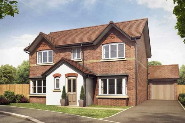 Thumbnail Detached house for sale in Fishers Lane, Blackpool