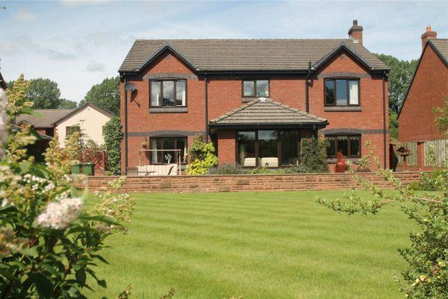Thumbnail Detached house for sale in Ashbank, Skirsgill Lane, Eamont Bridge, Penrith, Cumbria