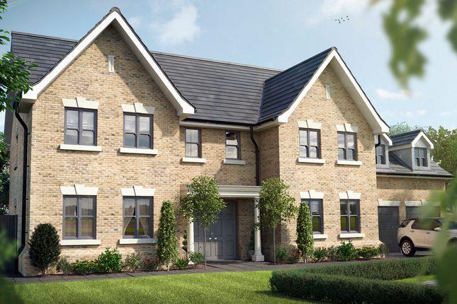 Thumbnail Detached house for sale in Farnham Road, Bishop's Stortford